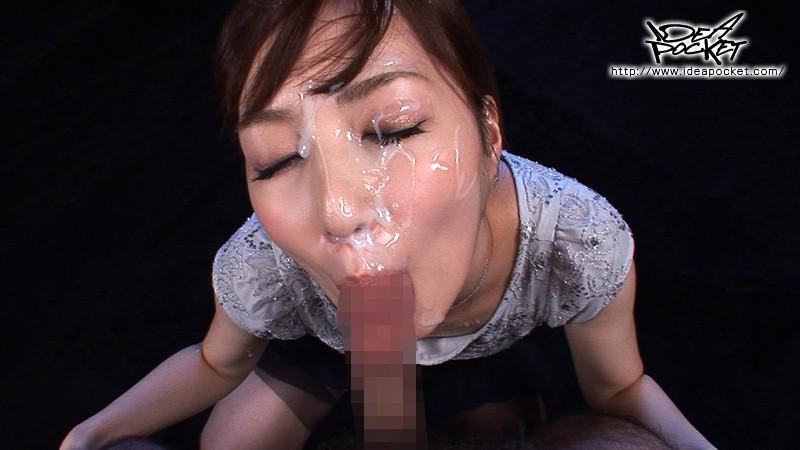 【モザイク破壊版】精子吸引バキュームフェラチオ 冬月かえで IPZ-072 screenshot 8