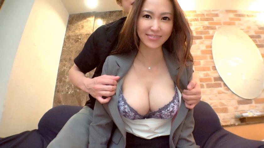 与F罩杯的社长夫人在公司内部偷偷不伦性爱 300NTK-281 screenshot 3