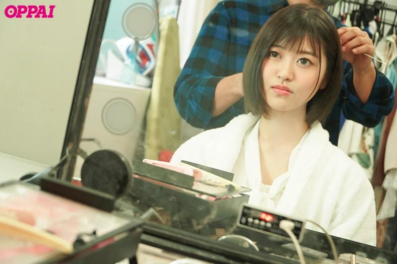 紧张到身体一直发力的可爱女孩川村晴AV出道作 PPPD-840 screenshot 7
