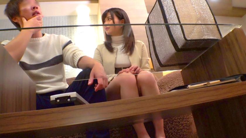 「これで採用されますか」神がかり的美少女の試食会!!新メニュー採用を目指してオーナーに創作性バツグンの喉奥スロートディープ口淫でガチ勃起&生騎乗位で神尻打ちつけ積極プレゼンでセフレ即採用!? screenshot 0