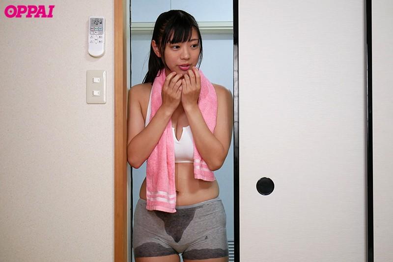 误闯巨乳前辈的房间拿她的内衣自慰被抓住只好和她内射做爱了 PPPD-804 screenshot 7