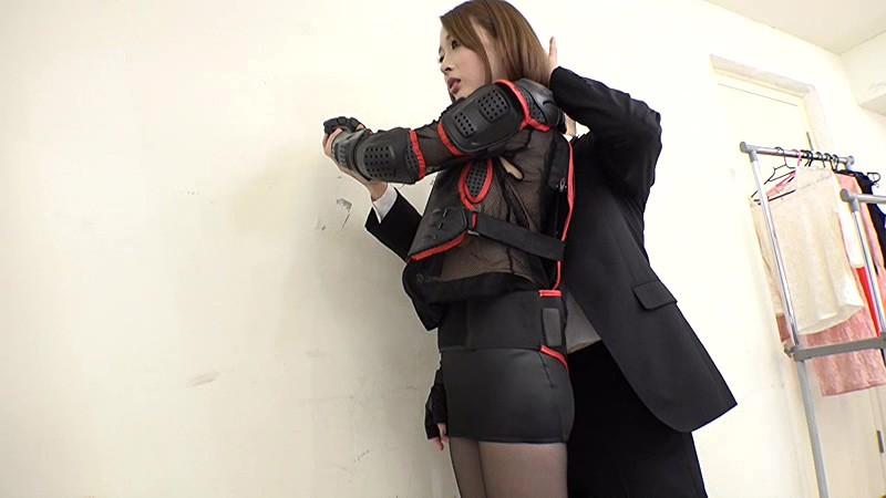 変身アクション物ドラマのオーディションを受けた岬さんは、セクハラされまくりの新人女優 本田岬 TAAK-017 screenshot 4