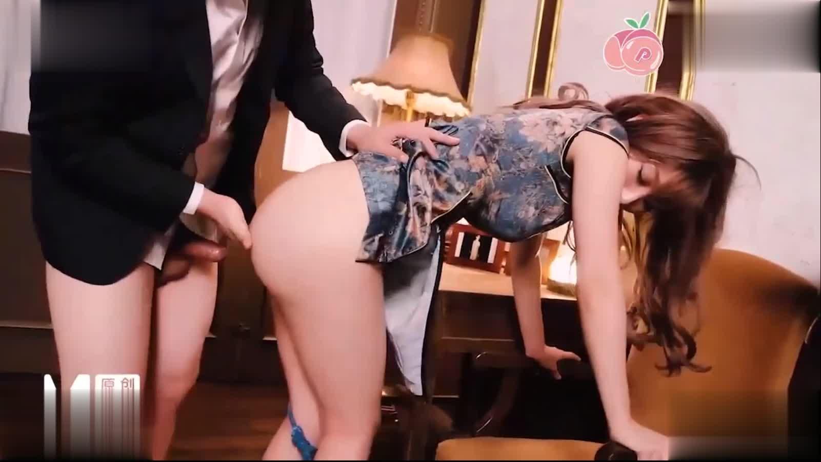麻豆傳媒映畫-旗袍的淫蕩誘惑強迫旗袍女傭人