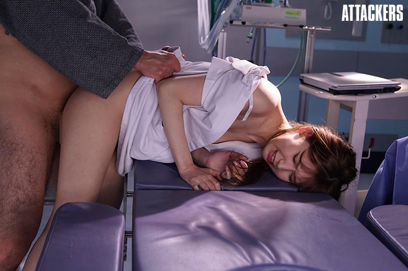 院内凌辱 新人看護師・愛子の柔肌 明里つむぎ RBD-931 screenshot 8
