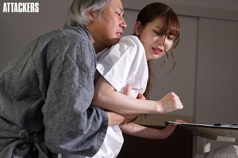 院内凌辱 新人看護師・愛子の柔肌 明里つむぎ RBD-931 screenshot 9
