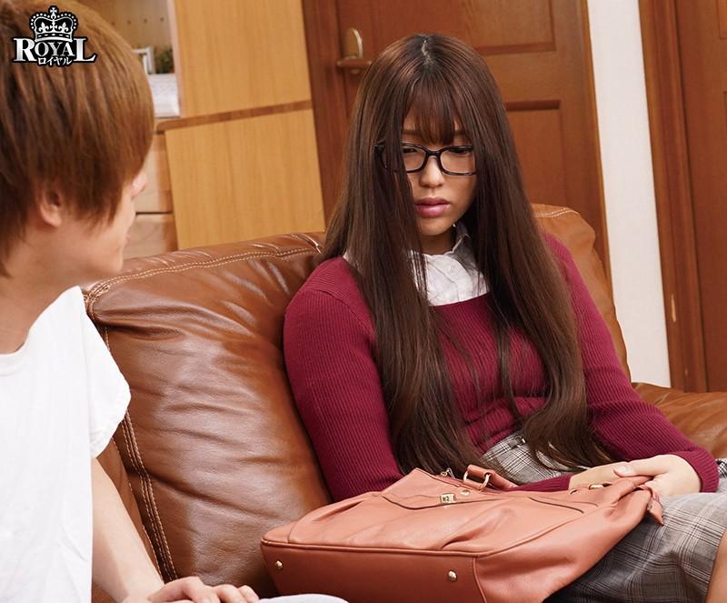 文静可爱眼镜学生妹被强迫许下的奇怪约定 ROYD-030 screenshot 1