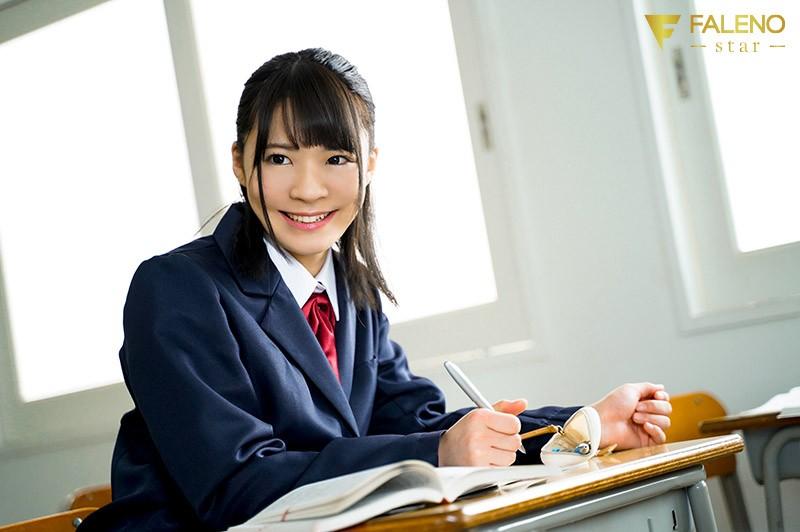 超可爱的学生妹东条夏在学校各种公共场合偷偷摸摸的性爱玩的就是刺激 FSDSS-034 screenshot 6