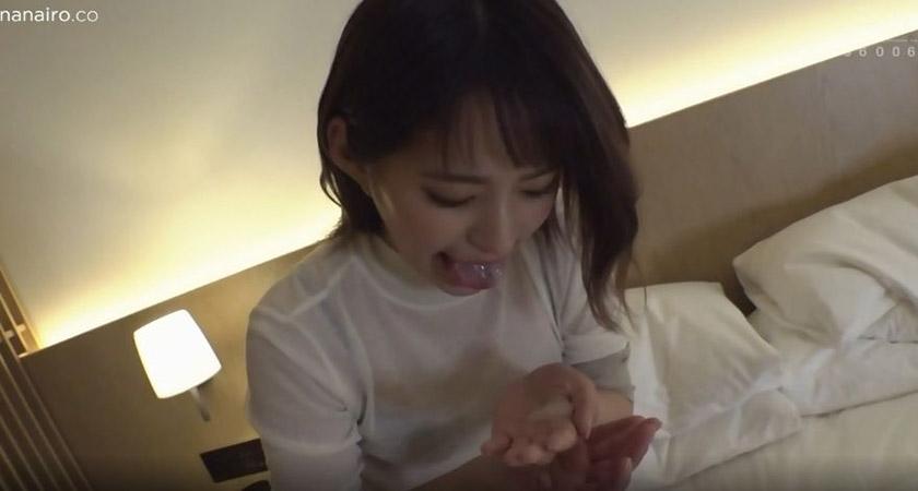 みつき(20) S-Cute With 美人すぎる彼女とハメ撮りH 358WITH-101 screenshot 9