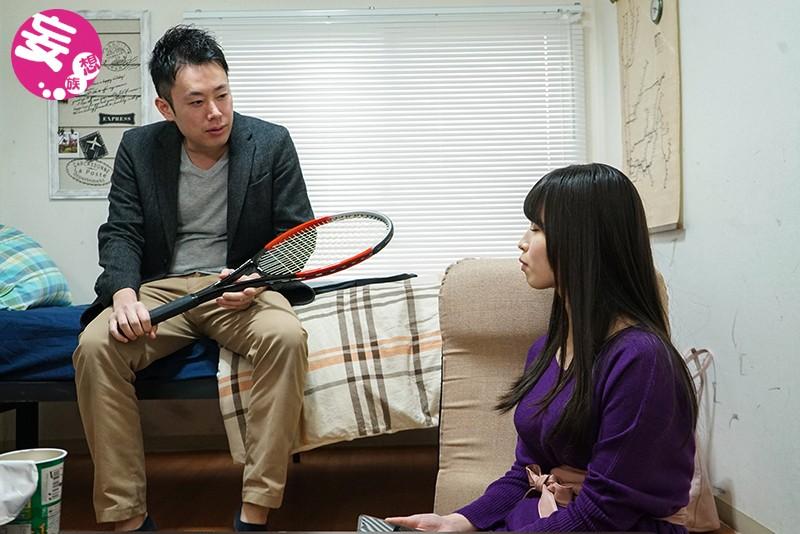 中出しヤリサー合宿 彼女と一緒にテニスサークルに参加したら、まだキスもしてなかったのに寝取られて生ハメ肉便器にされてしまった 逢沢りいな MKON-013 screenshot 3