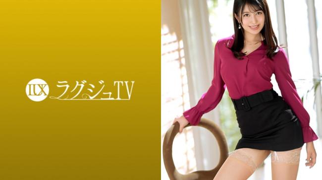 栗山咲作品259LUXU 1240,26歳的モデル!