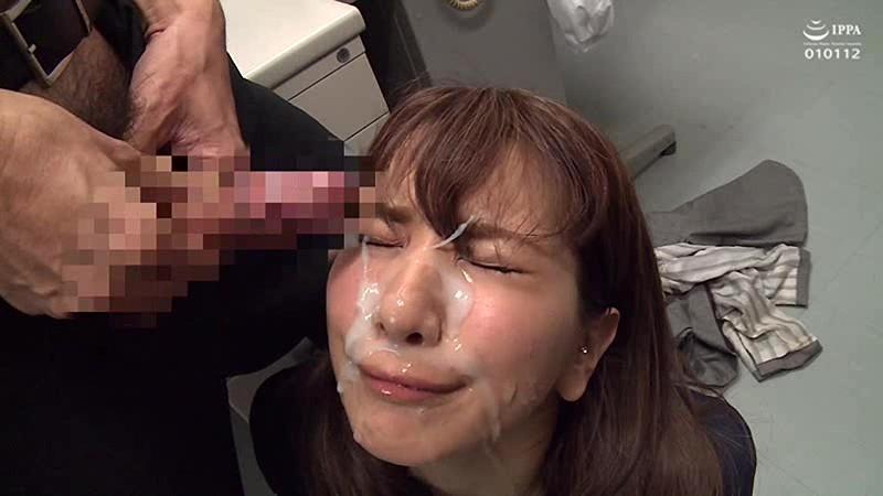 絶対的美少女の美顔に顔射 5 GNE-219 screenshot 1