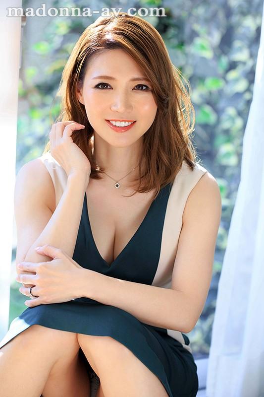 四十岁的美女人妻米津响AV出道体验老公无法带来的快乐 JUL-152 screenshot 0