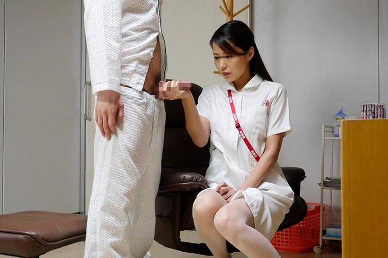 真夜採精室 状況勃起患者握人妻看護師嫌 DANDY-682 screenshot 9
