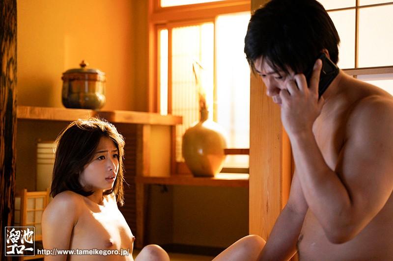 妻子犯下的过错之被别的男人侵犯到内射上瘾的人妻川上奈奈美 MEYD-543 screenshot 1