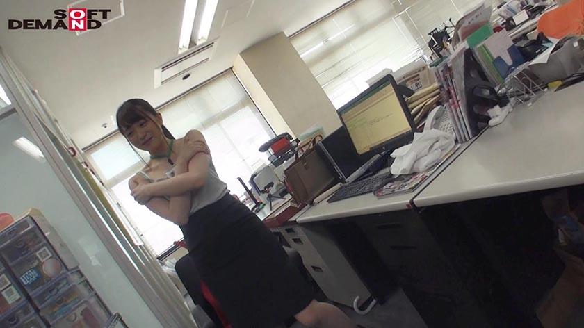 突袭正在工作的SOD女员工野球拳挑战VS喜欢乳房的客户 107SHYN-130 screenshot 1