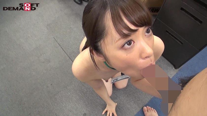 突袭正在工作的SOD女员工野球拳挑战VS喜欢乳房的客户 107SHYN-130 screenshot 6