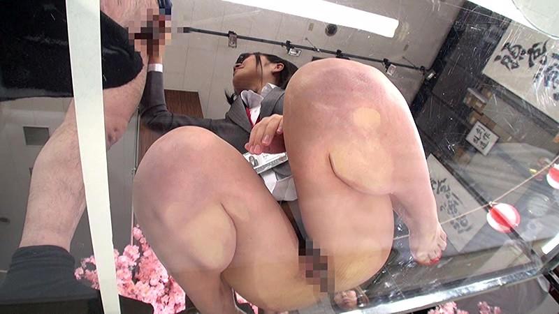 SOD女子社員 第3回 社内でHなお花見 艶やかにヒクつく奥までくっぱぁ桜に26発の精子が舞う SDMU-523 screenshot 6