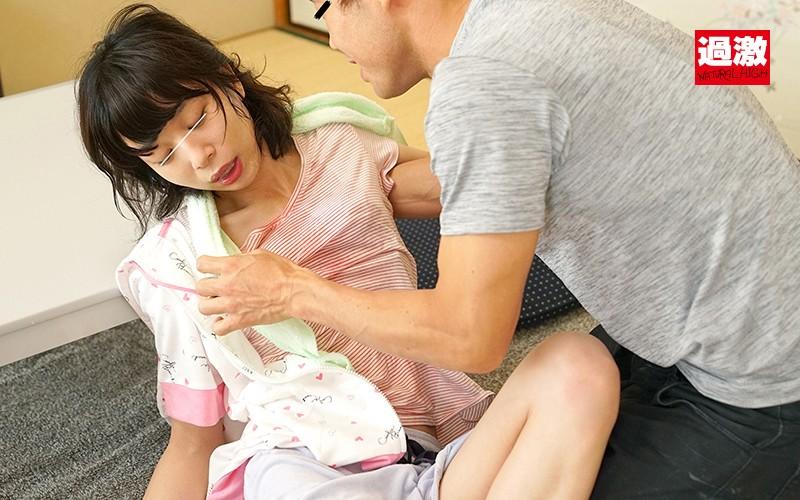 同じマンションに住む小さい女の子に媚薬を塗り込んだチ○ポで即イラマ。結果、ねば~っと糸引くえずき汁まみれのイキ顔で淫乱化。6 NHDTB-336 screenshot 7