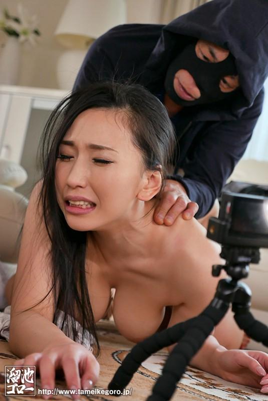人妻の妊娠危険日ばかりを狙う顔の見えないレ×プ魔 佐山愛 MEYD-368 screenshot 8