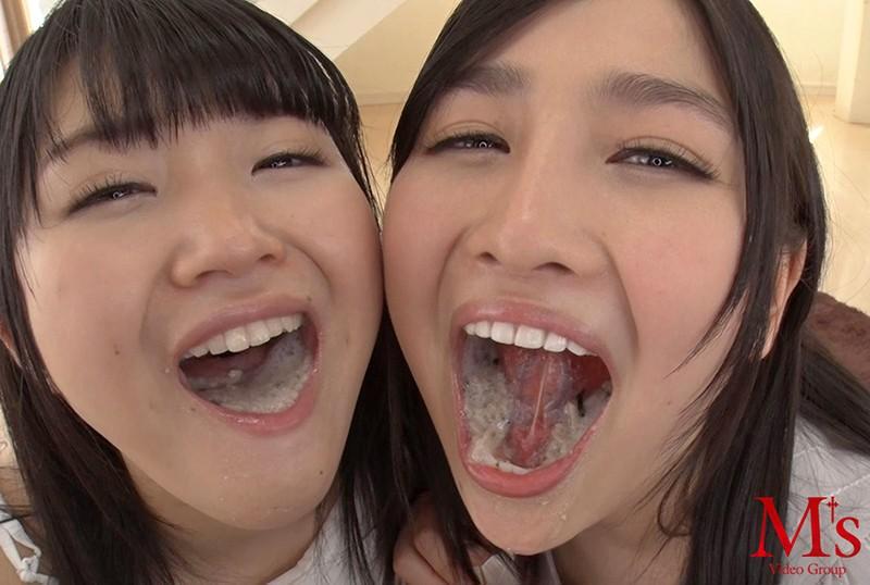 食精液咀嚼女同維京!! 淺田結梨 小野寺梨紗 AVOP-316  screenshot 2