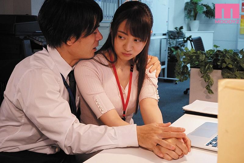 未婚妻永泽雪野的加班撒谎NTR每天都背着我被上司插入内射 MIAA-351 screenshot 0