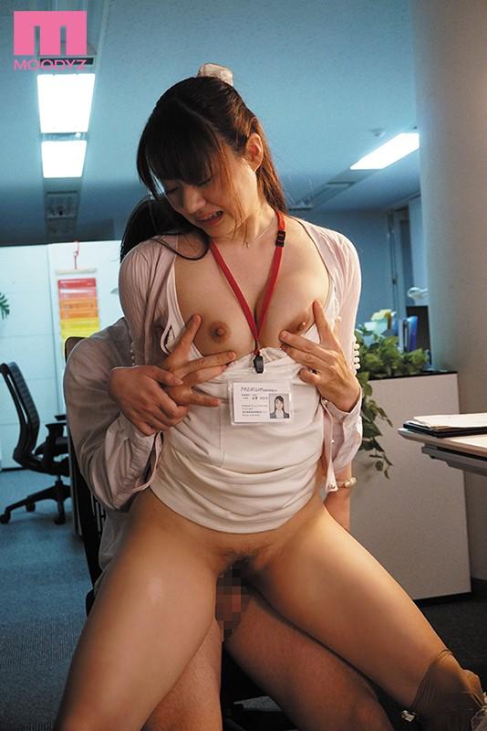未婚妻永泽雪野的加班撒谎NTR每天都背着我被上司插入内射 MIAA-351 screenshot 1