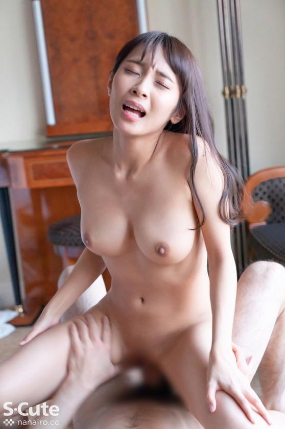 RIKA(21)S-CUTE 摇晃巨乳中出SEX 229SCUTE-1104 screenshot 3