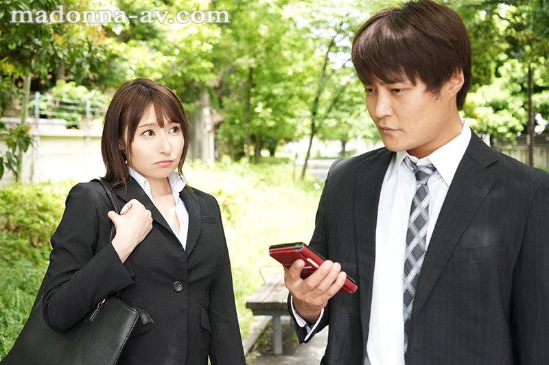 出差处的商业酒店和一直憧憬的女上司共处一室 岸惠麻 JUL-694 screenshot 0
