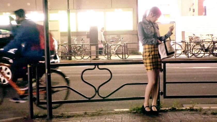 【現役女子大生】21歳【めちゃカワ&美脚】さらちゃん参上!大学に通う彼女の応募理由は『勉学よりSEXのガリ勉になりたくて…』エッチの事で頭がいっぱい!【中2病女子】育ちの良さが溢れ出る美少女! screenshot 0