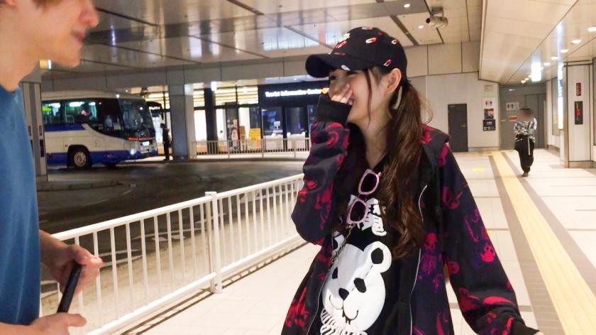 バスターミナルナンパ 16 しゅり 20歳 SMバー店員 200GANA-1788 screenshot 0