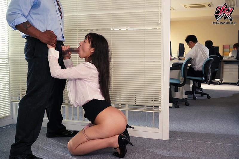 夫上司魅人妻激黒光 人妻黒人ntr 星奈愛 DASD-574 screenshot 2