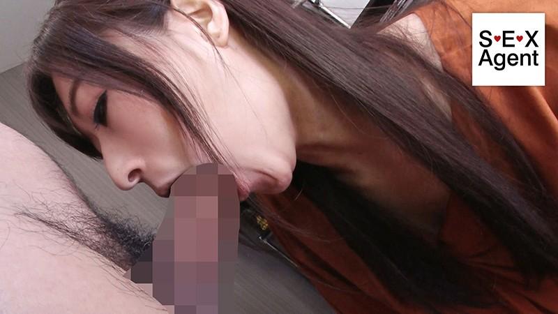 強制的じゃないセルフイラマチオ 06 ~奥へ行くほど粘りまくる唾液が絡まる濃厚ストロークにただ身を任せる~ AGEMIX-403 screenshot 6